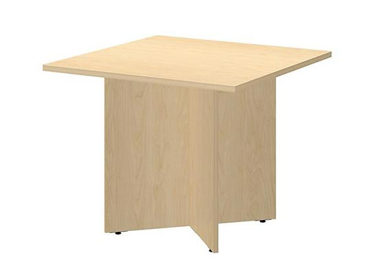 office work tables. Office Work Tables, BBF Square Wood X-Base Conference Table Tables