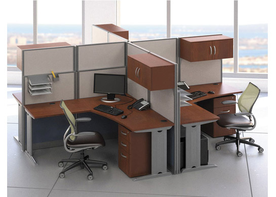 marvelous cubicles office furniture | Cubicle Furniture by cubicles.com