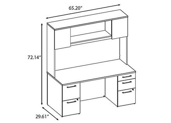 Commercial Office Furniture Dimensions