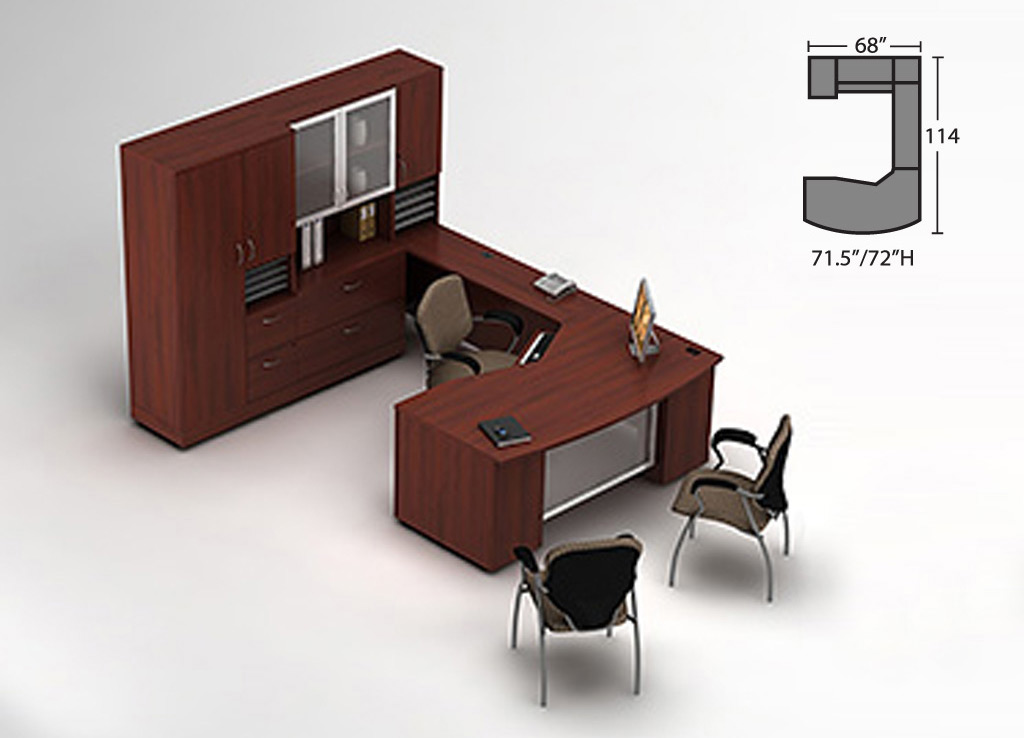 Corner Office Desks Global Office Furniture Desks Desk
