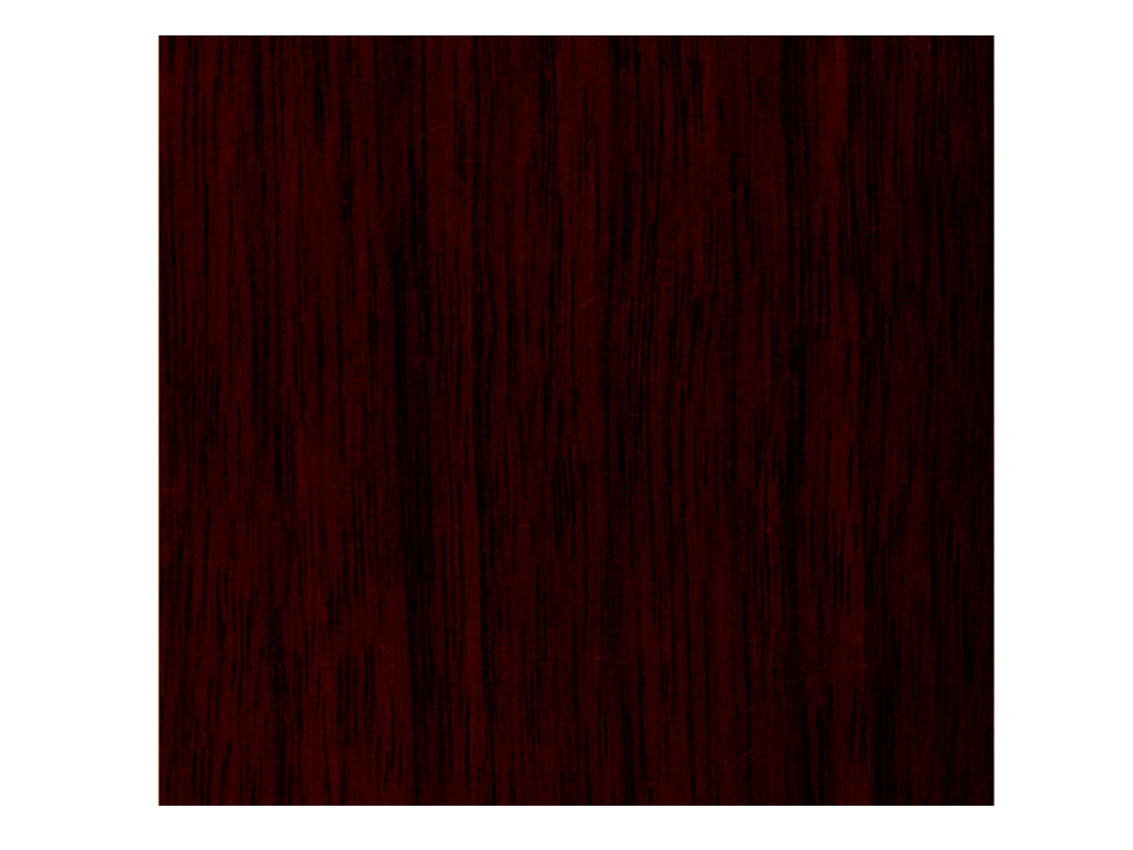 Finish Option: Mahogany wood