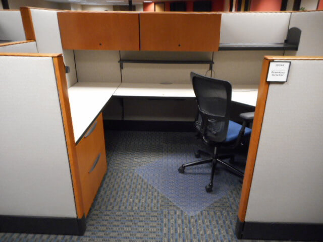 Haworth Office Furniture - Premise Used Cubicles