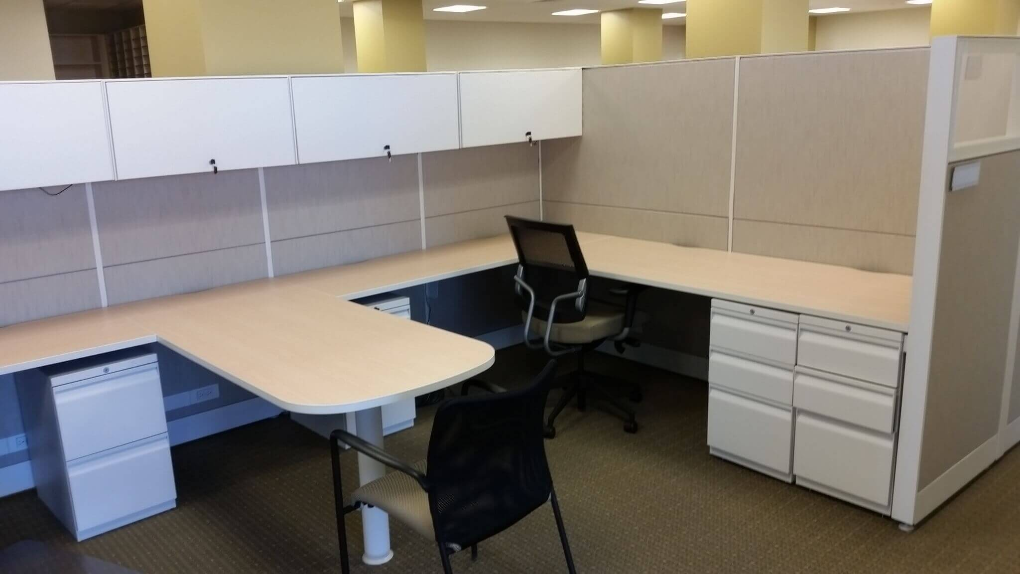 Teknion Workstations - Used Cubicles