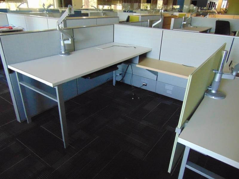 Haworth Office Furniture Used Office Cubicles Used