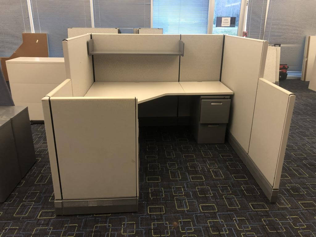 Used Herman Miller AO3 - Combo Panels - Used Cubicles