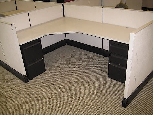 Used Herman Miller AO3 - Low Panels - Used Cubicles