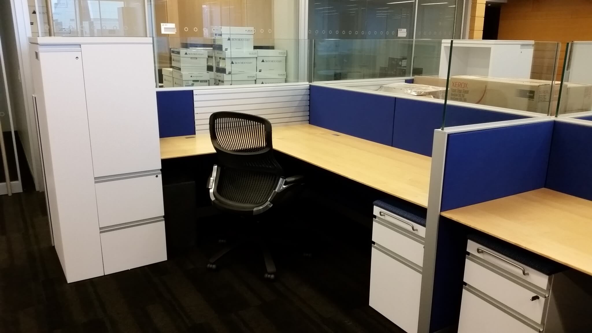 Knoll Autostrada - Used Cubicles