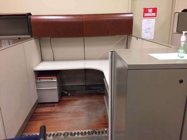 Used Knoll Morrison - Combo Panels - Used Cubicles