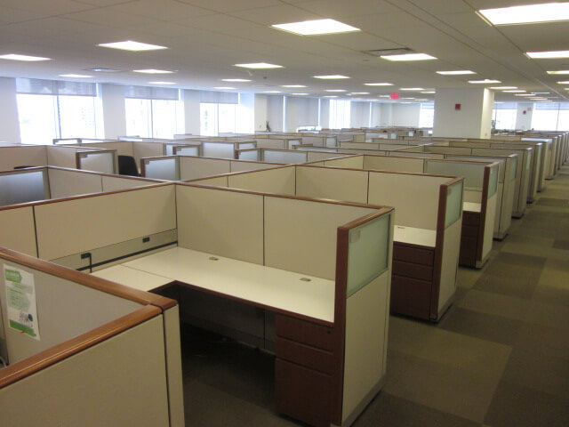 Knoll Reff - Office Layout