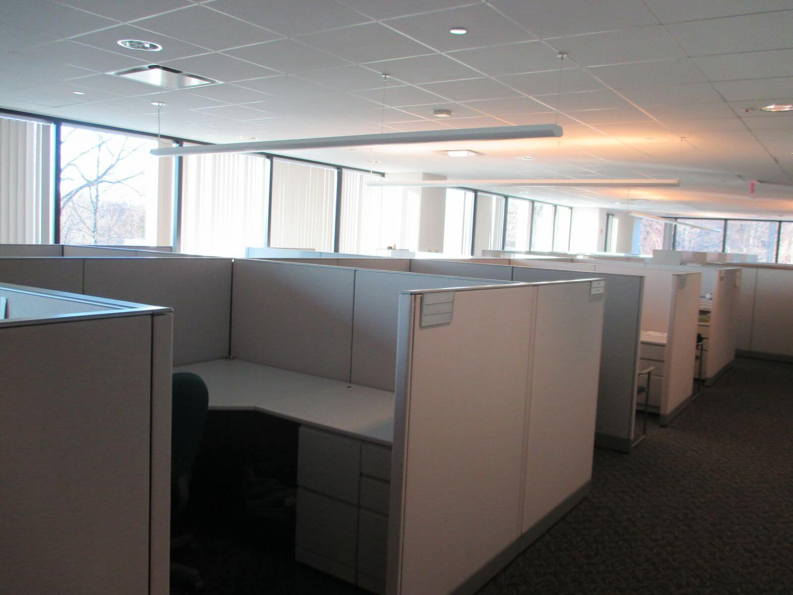 Knoll Cubicles Used Office Cubicles Used Cubicles