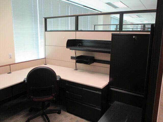 Used Knoll Reff 9 5x9 5 Tall Panels Used Cubicles