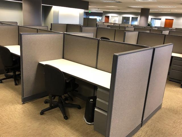 Haworth Unigroup - Office Cubicles