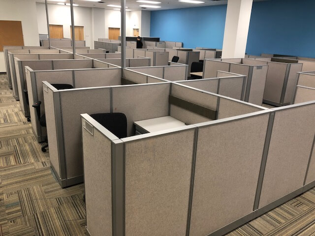 Haworth Unigroup Too - Office Cubicles