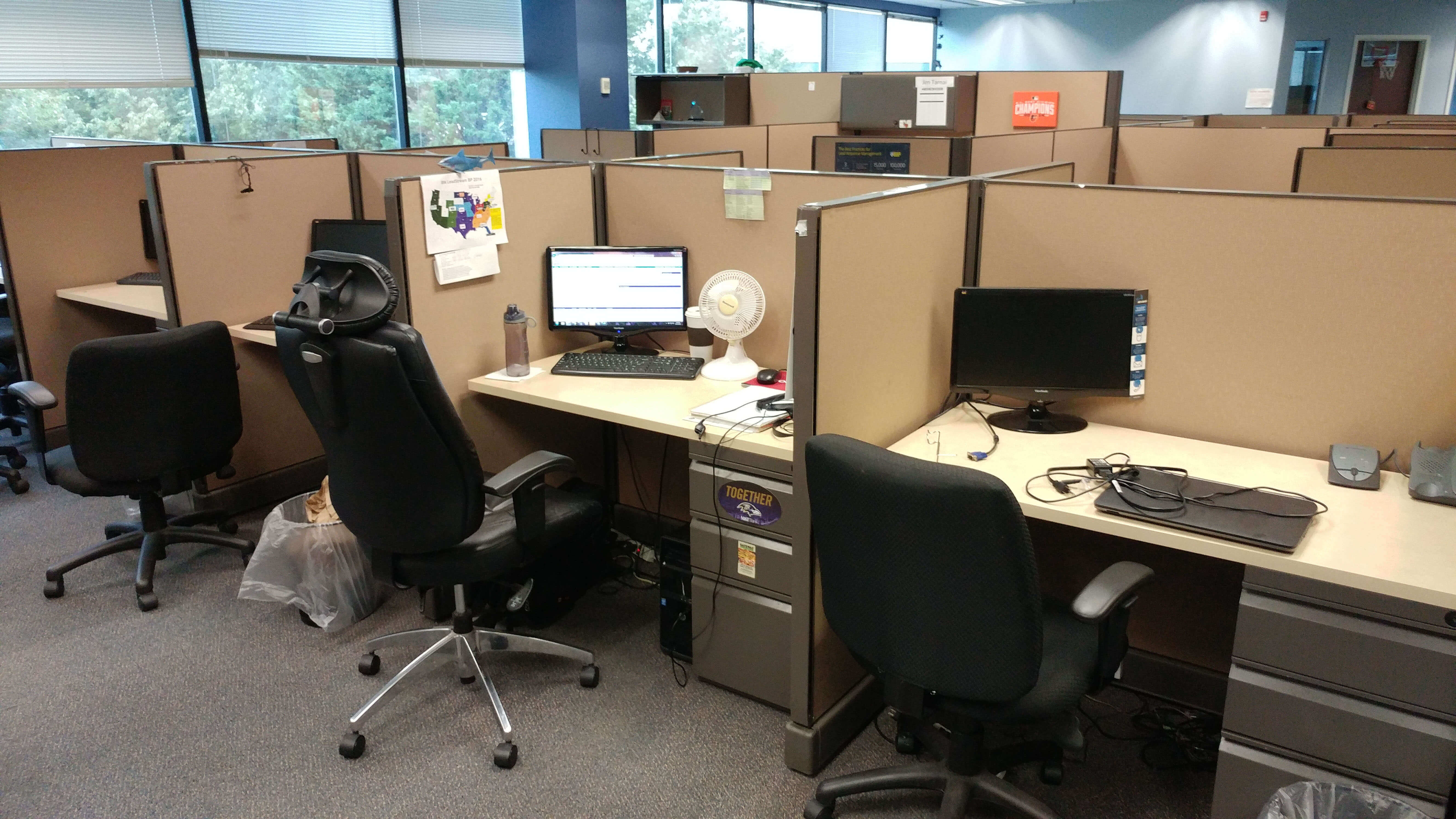 Herman Miller AO2 - Office Configuration