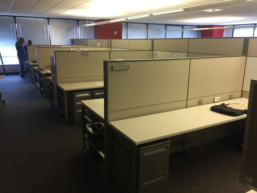 Herman Miller Canvas - Office Alignment