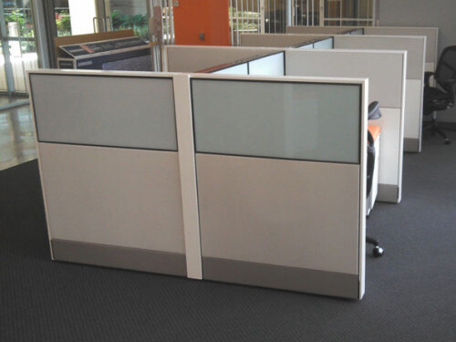 Herman Miller Ethospace - Office Alignment