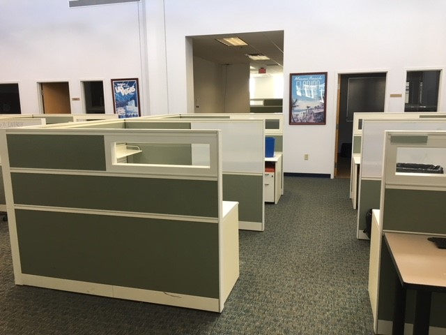 Kimball Xsite - Office Layout