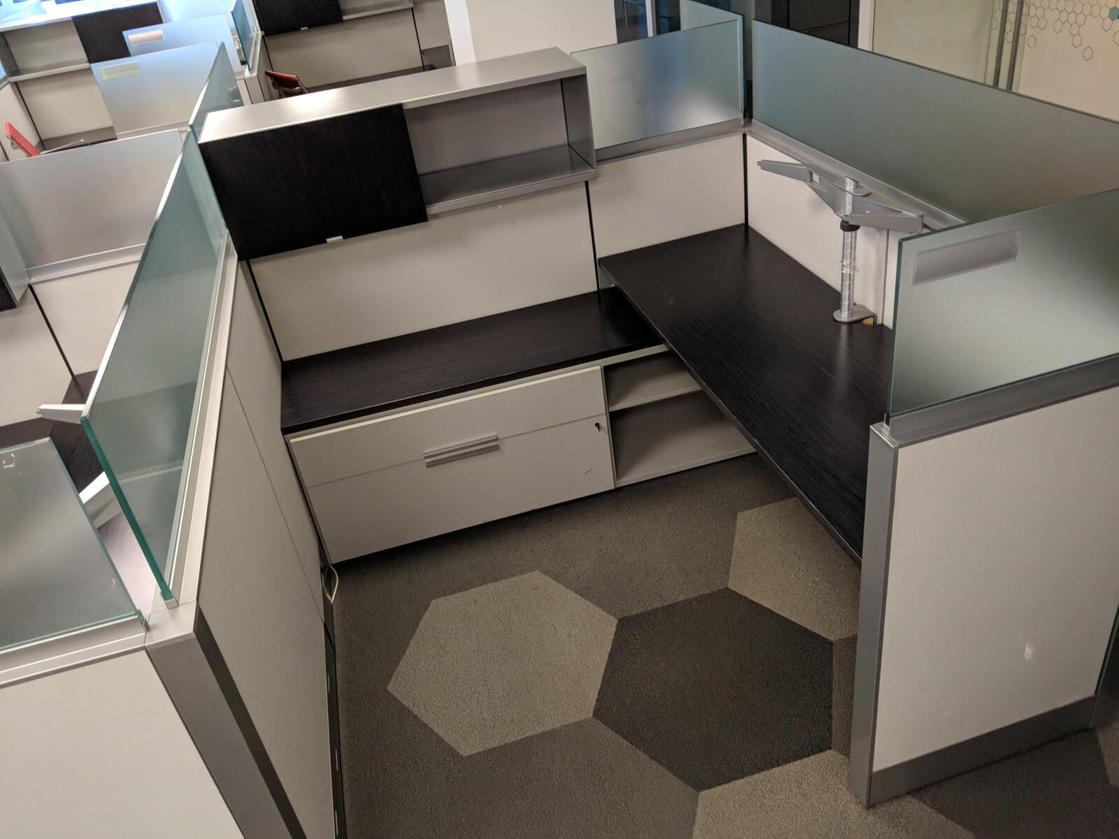 Knoll Autostrada - Extra Storage Space
