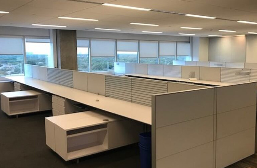 Knoll Reff- Designer Cubicles