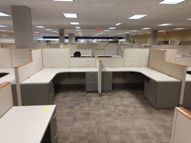 Steelcase Answer - Used Cubicles