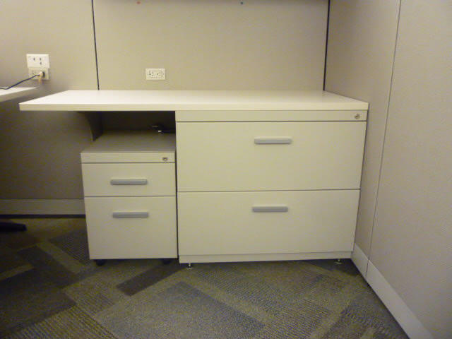 Steelcase Answer - Storage Space