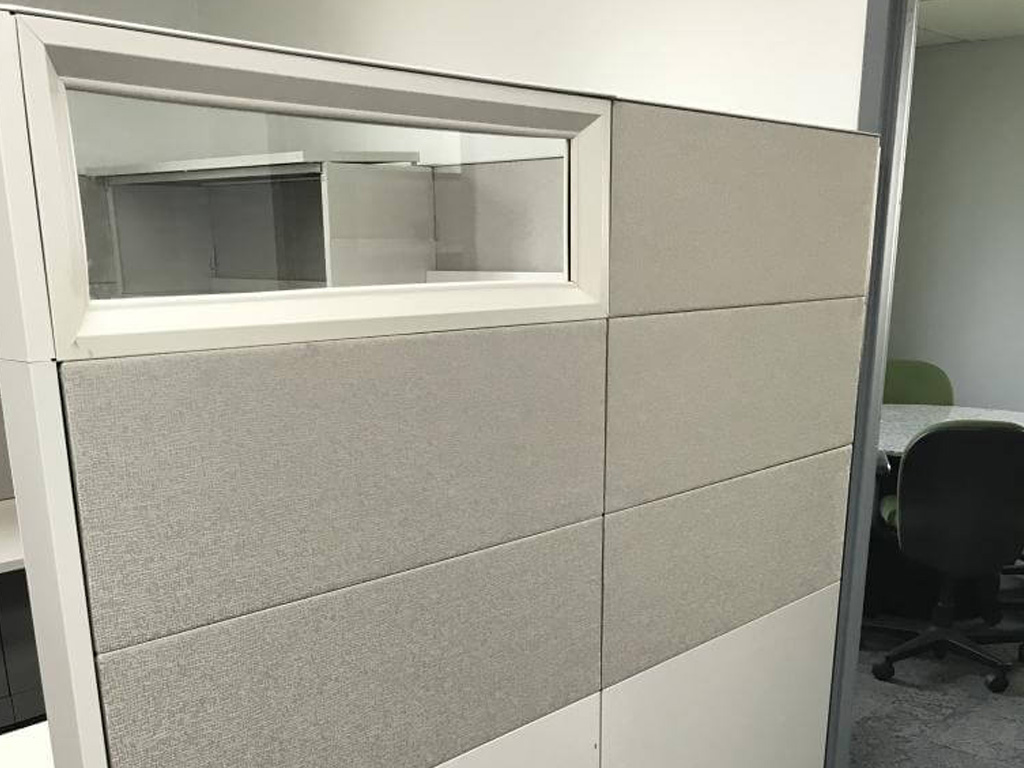 Steelcase Answer - Glass Panels