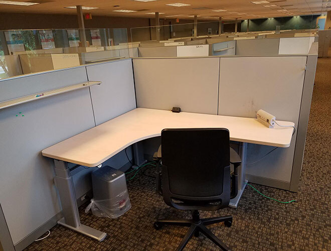 Steelcase Answer Preowned