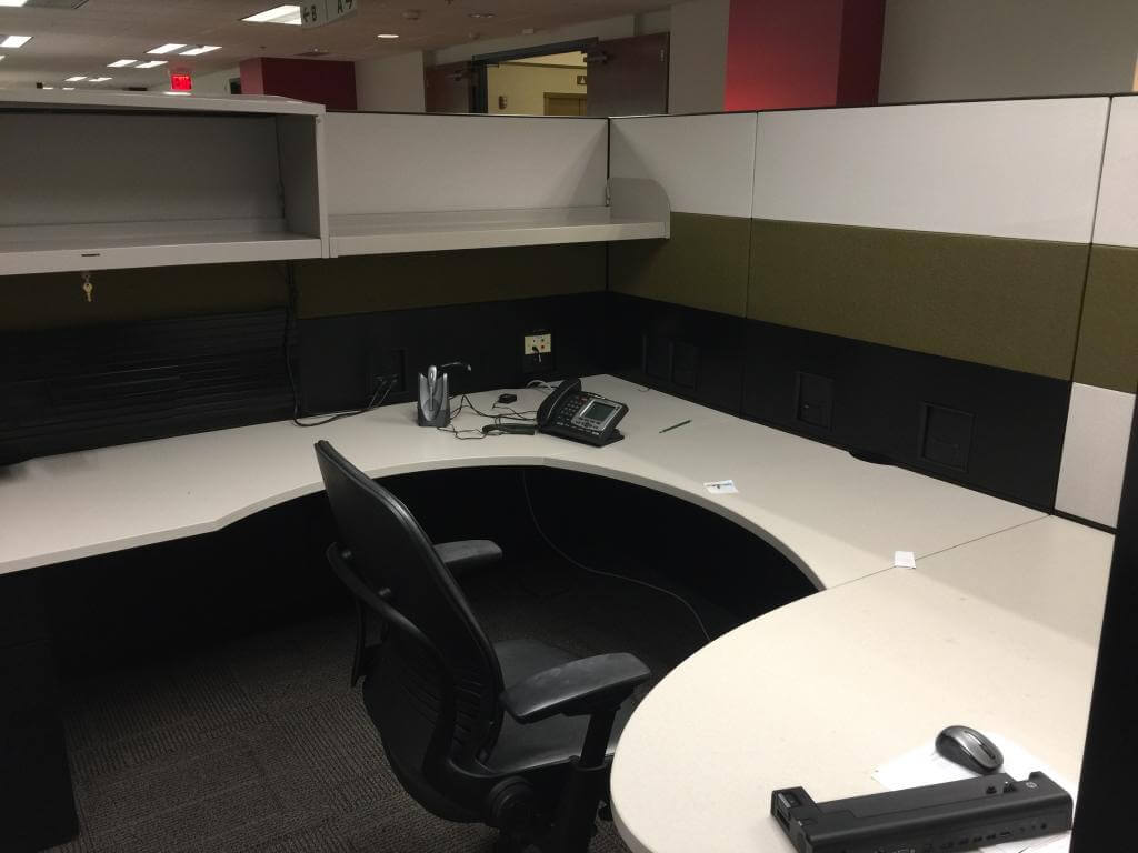 Steelcase Answer - Large Work Surface