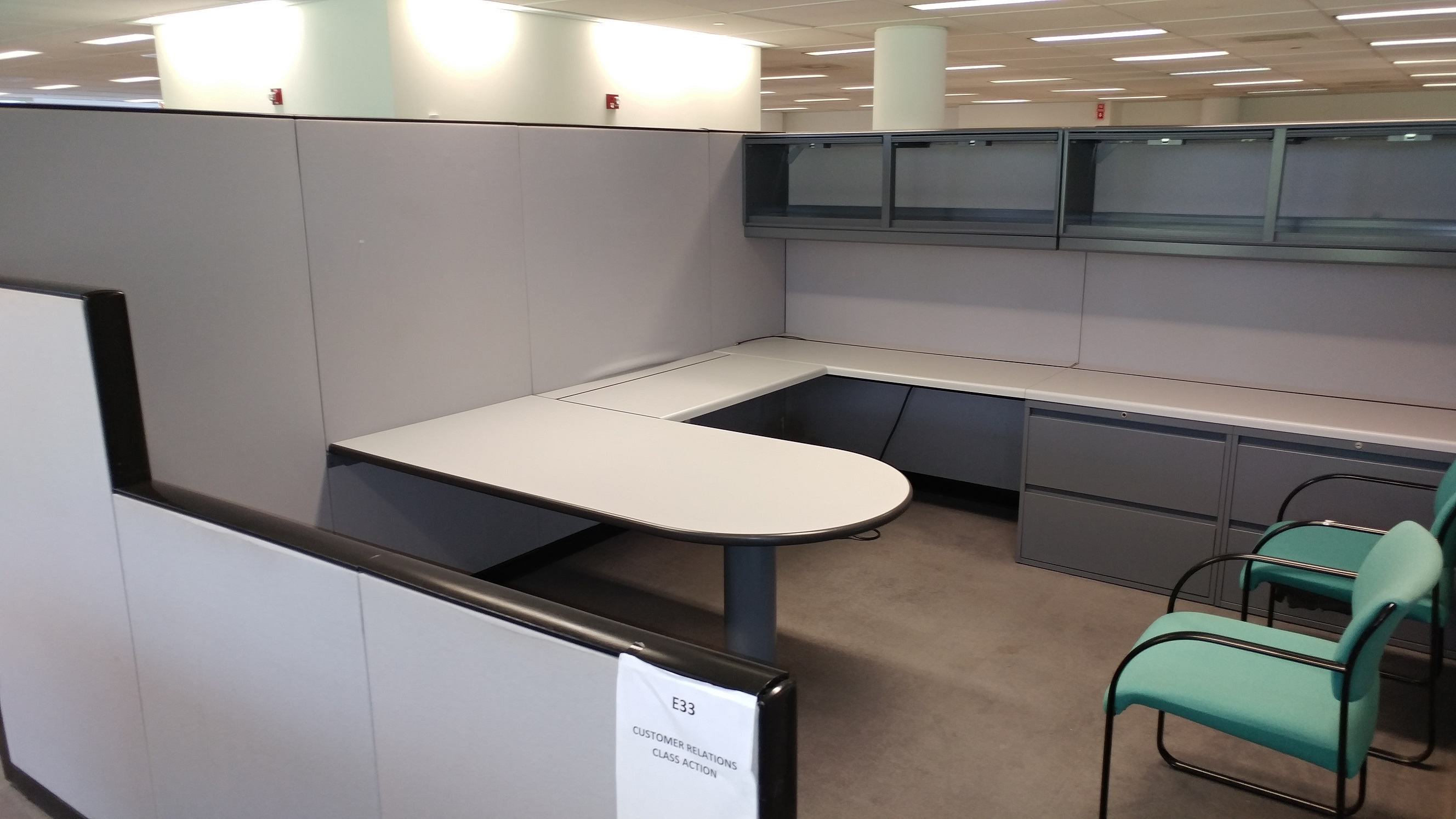 Steelcase Elective Elements - Large Work Area