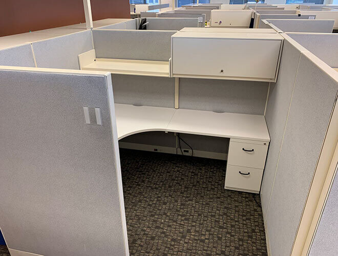 Steelcase Enhanced 9000 Preowned