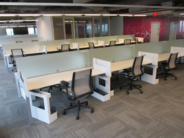 Steelcase Frame One - Office Alignment