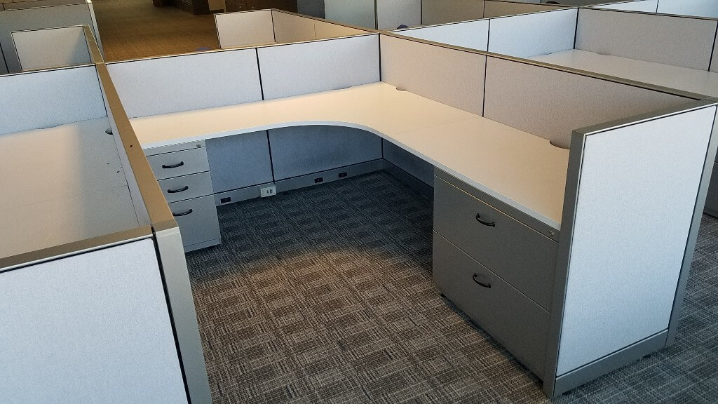 Steelcase Workstations - Excellent Condition