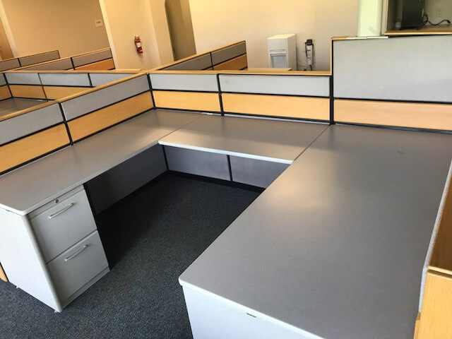 Teknion Tos - Large Work Surface