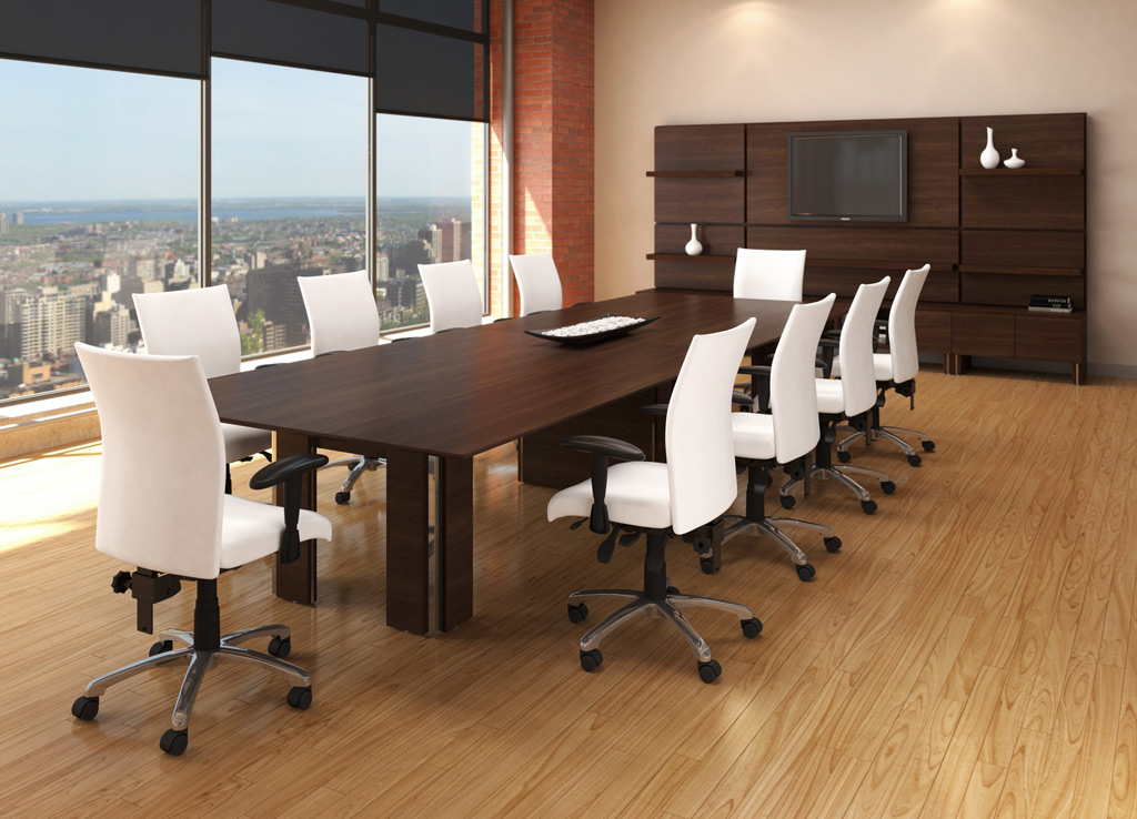 Luxury office furniture - Logiflex Conference Room Furniture