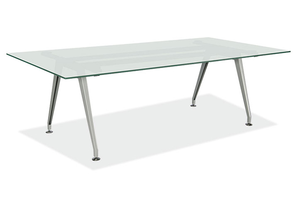 Glass Office Table - OS Glass Conference Room Furniture