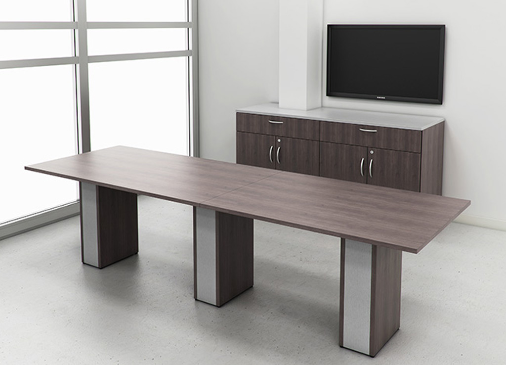 Modular Office Furniture - IOF Custom Conference Room Furniture