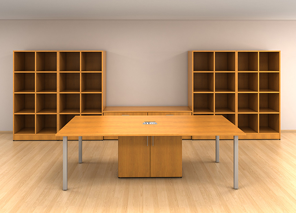 Office Furniture: Custom Office Furniture Tables