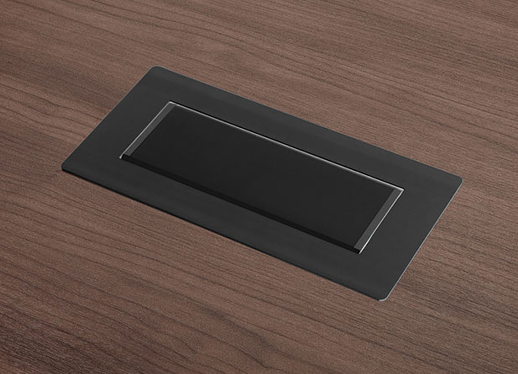 Large Conference Room Tables Boardroom Furniture - Conference room table grommets