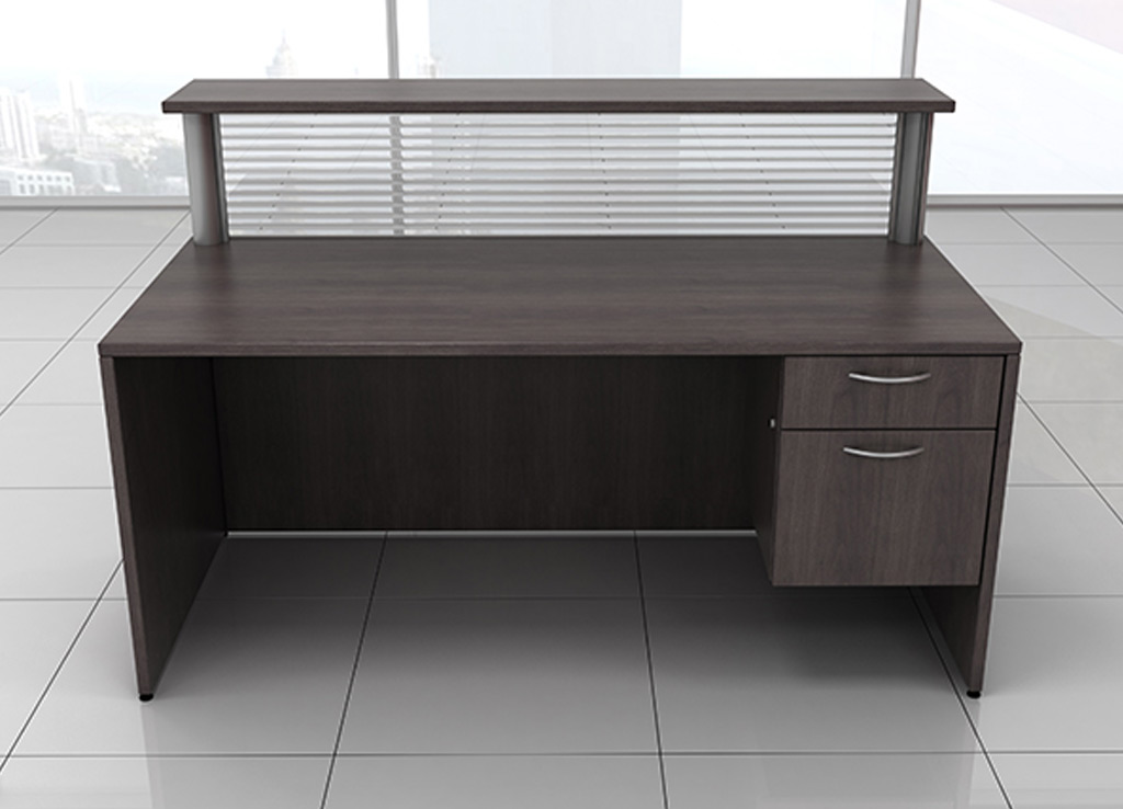 Small Reception Desk Custom Reception Desk Furniture