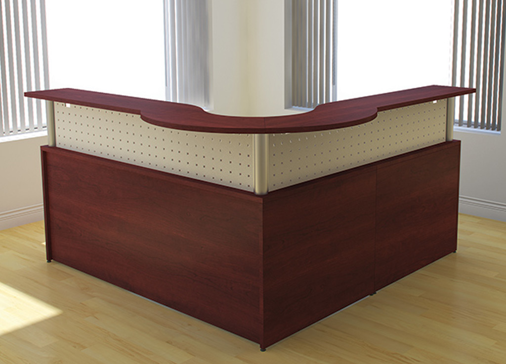 Office reception furniture - IOF Custom Reception Furniture