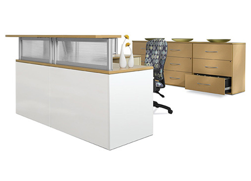 White Reception Desk Modern Reception Desk Reception