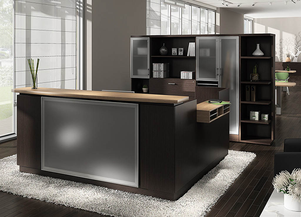 Global Office Furniture - Zira Reception Furniture