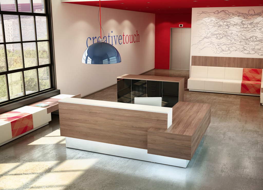 Office reception furniture - Inbox Reception Furniture