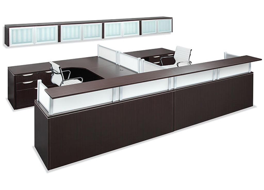Reception desks for sale - Borders II Reception Furniture