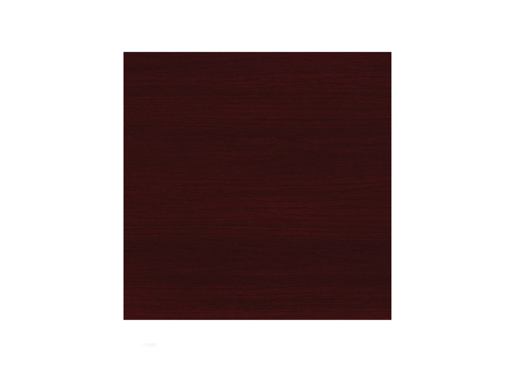 Affordable lobby furniture from Cherryman - Shown in Sienna Mahogany woodgrain