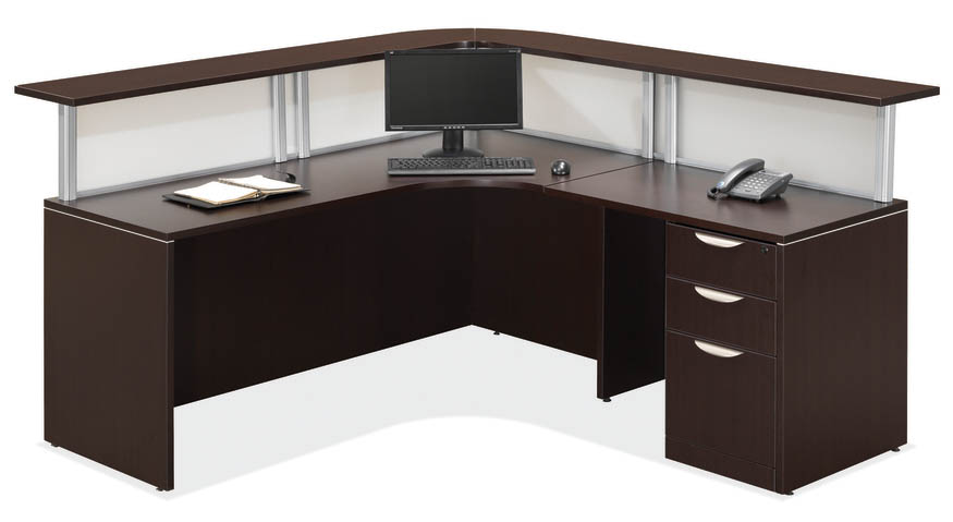 Affordable lobby furniture from Office Source - Interior View