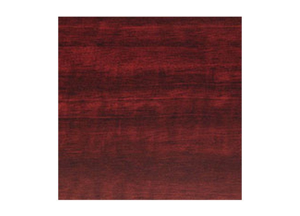 Affordable lobby furniture from Office Source - Shown in Mahogany woodgrain