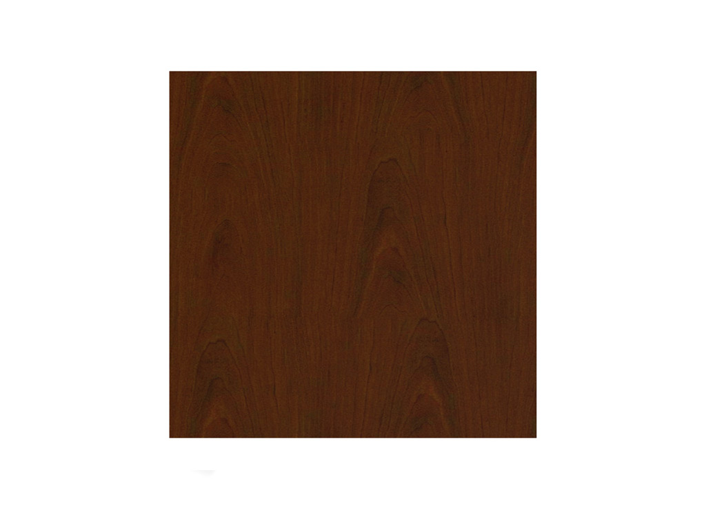 Wood reception area furniture from Cherryman - Shown in Chestnut Cherry wood