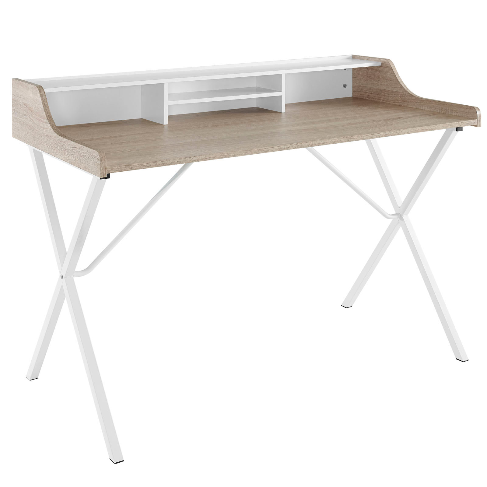 Space Saving Desk Modway Elijah S Way Computer For Small Spaces