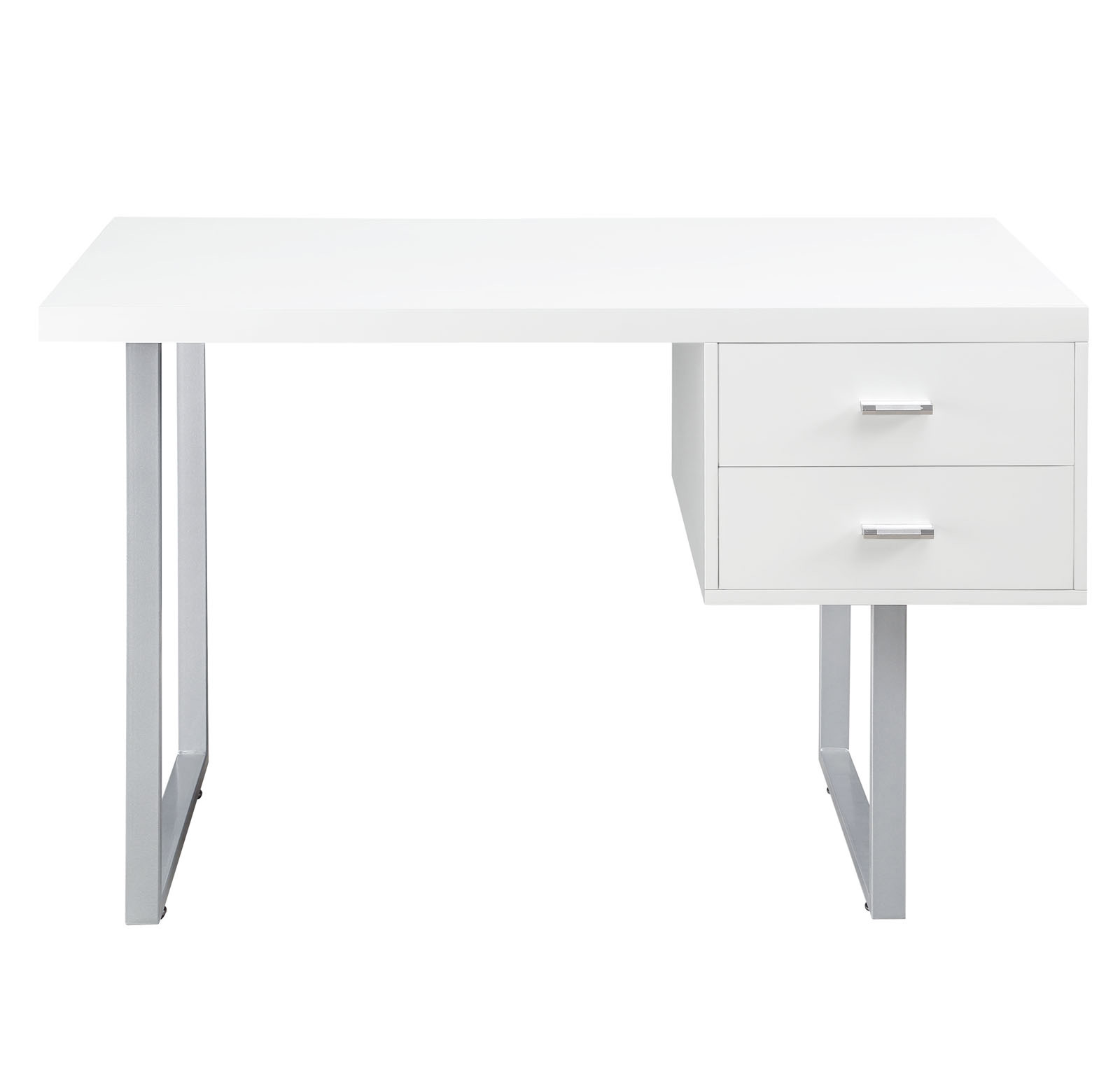 computer desk with drawers - space saving desk - computer desk